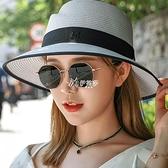 墨鏡女韓版ins眼鏡女學生太陽鏡透明粉多邊形遮陽鏡