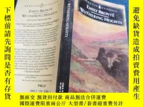 二手書博民逛書店WUTHERING罕見HEIGHTS 呼嘯山莊 藏書者簽名Y223356 DAVID DAICHES PENG