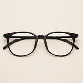 眼鏡框潮款眼鏡男超輕TR90配女復古大框平光眼鏡【快速出貨】