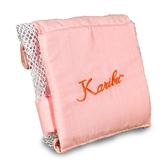 Karibu Tubby 凱俐寶 嬰幼兒洗澡浴網 / 洗澡網 / 防滑浴網(粉紅色)