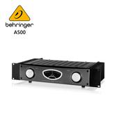 BEHRINGER A500專業功率擴大機(600瓦)