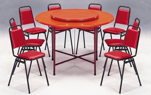 HY-770-15  FRP餐桌-3尺-轉盤-不含餐桌-單台