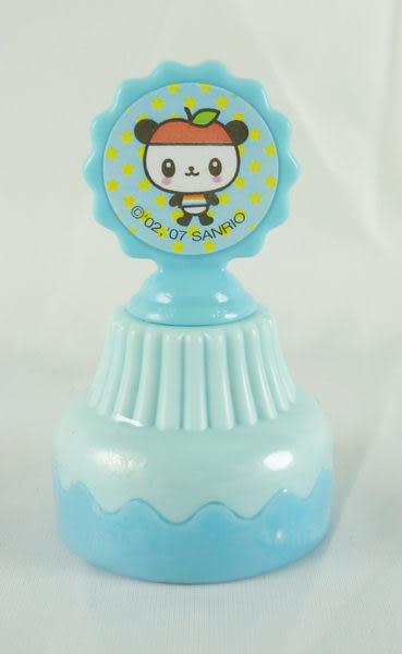 【震撼精品百貨】Pandapple Sanrio 蘋果熊貓~造型印章