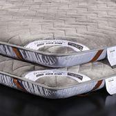 加厚法蘭絨床墊被1.5學生宿舍海綿榻榻米單人雙人1.8m1.2米床褥子 MKS免運