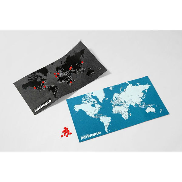 Palomar 拼世界地圖L 藍色