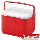 Coleman CM-27860-美利紅 15L Excursion行動冰箱 建議搭配冷媒 公司貨