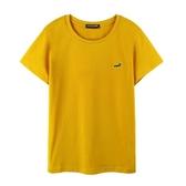 『小鱷魚童裝』純色LOGO 上衣(12號~22號)555457