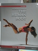 【書寶二手書T3/大學理工醫_EYN】Introduction to the Human Body_Tortora, G