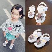 公主鞋 女1-2-3歲女童防滑軟底小皮鞋