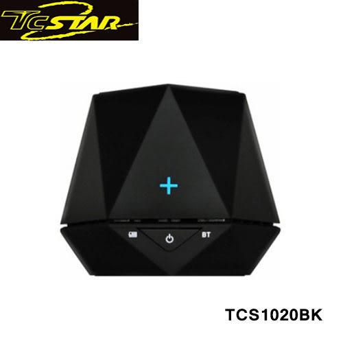 T.C.STAR  TCS1020BK 黑/無線藍牙喇叭