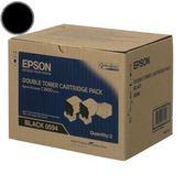 EPSON 原廠碳粉匣 S050594 (雙黑裝) (C3900D/DN)