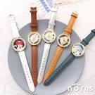 日貨J-axis手錶WD簍空系列- Norns 迪士尼 日本Sunflame 小熊維尼 三眼怪 愛麗絲