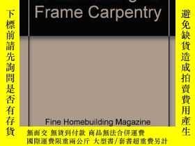 二手書博民逛書店Fine罕見Homebuilding on Frame Carp