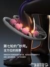 瑜伽柱 環形夾腿按摩器滾輪瘦小腿部肌肉放鬆腿部經絡疏通泡沫軸滾軸神器 LX 【618 購物】