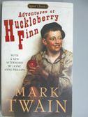 【書寶二手書T2/原文小說_KLF】Adventures of Huckleberry Finn_Twain, Mark