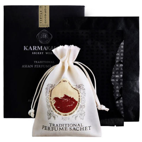 KARMAKAMET【暹邏 檸檬香茅】亞洲傳統香氛包
