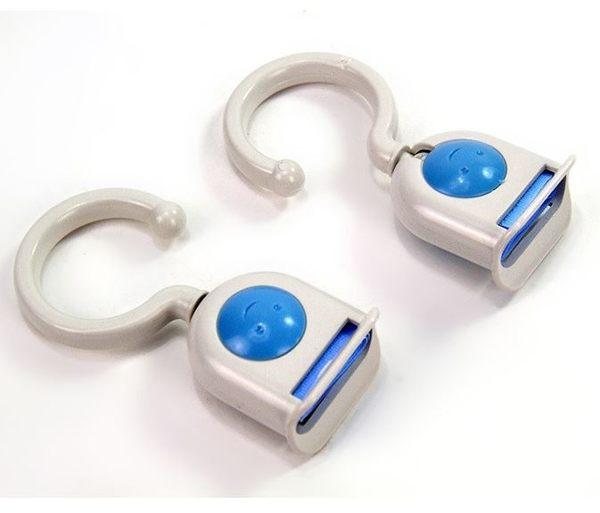 個性創意嬰兒寶寶車掛鉤(2入) 29元