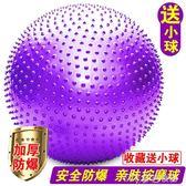 大龍球感統兒童訓練按摩球加厚防爆早教觸覺球孕婦寶寶健身瑜伽球      麥吉良品