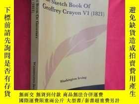 二手書博民逛書店The罕見Sketch Book Of Geoffrey Crayon V1 (小16開 ) 【詳見圖】Y54