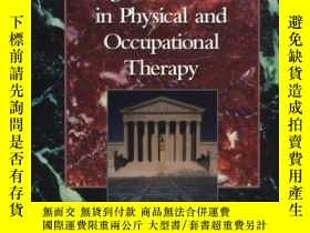 二手書博民逛書店Promoting罕見Legal Awareness in Physical and Occupational T