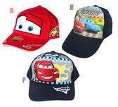 【卡漫城】 CARS 帽子 三款選一 ~ 汽車總動員 閃電麥坤 Mcqueen 兒童 遮陽帽 網球帽 棒球帽 賽車