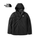 The North Face 男 防水透氣風衣 黑 NF0A3VSJKX7【GO WILD】