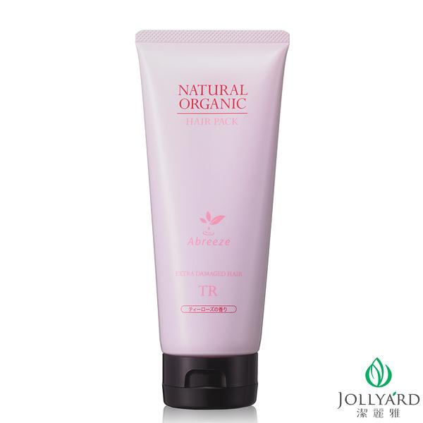 【Jollyard 潔麗雅】自然微風 玫瑰花園亮澤修護潤護髮霜(TR) 220g