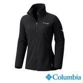 Columbia 女 鈦PL200刷毛外套-黑色 【GO WILD】