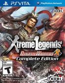 PSV Dynasty Warriors 8: Xtreme Legends Complete Edition 真.三國無雙 7 with 猛將傳(美版代購)