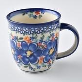 波蘭陶 春遊系列 卡布其諾杯 300 ml 波蘭手工製
