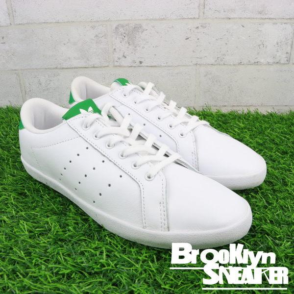 Adidas Miss Stan Smith W 經典白綠 小白鞋 皮革 女 (布魯克林) M19536