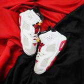 【現貨折後$6780再送贈品】NIKE Air Jordan 6 Retro Hare 兔寶寶 喬丹 6代 男鞋 撞色 籃球鞋 運動 CT8529-062