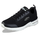 SKECHERS系列-SKECH-AIR DYNAMIGHT男款黑色慢跑鞋-NO.232007BKW