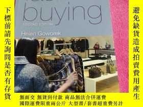 二手書博民逛書店Fashion罕見Buying, 2nd EditionY214306 作者:Helen Goworek W