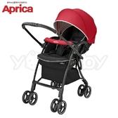 【2018新品】愛普力卡 Aprica LUXUNA Cushion 四輪自動定位嬰兒車-玫瑰鑽石