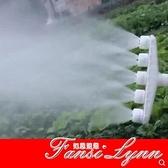 水槍噴霧農用澆花水管大流量噴水槍水泵噴頭花灑大棚灑水澆花器 HM范思蓮恩