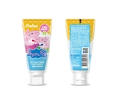 博寶兒兒童牙膏-葡萄口味佩佩豬80g