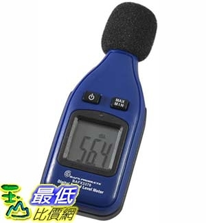 [9美國直購] 噪音計 BAFX Products - Decibel Meter/Sound Pressure Level Reader (SPL) / 30-130dBA Range