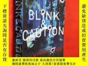 二手書博民逛書店Blink罕見& Caution 【詳見圖】Y5460 Tim