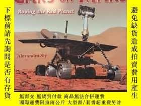 二手書博民逛書店Cars罕見on Mars: Roving the Red PlanetY15613 如圖 如圖 出版201