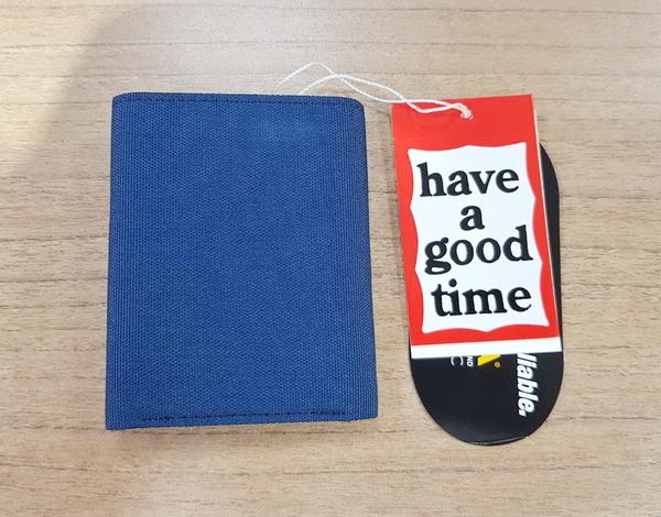 KR正韓- have a good time 小皮夾-3色 H156035