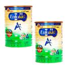 美強生優童 A+ 4號 小朋友/兒童奶粉1700g (兩罐入) /兒童營養配方奶粉(3-7歲) 新升級配方
