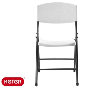 Keter 折疊椅 白色 型號YC-032