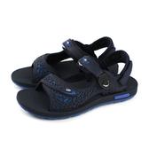 G.P 阿亮代言 涼鞋 防水 雨天 深藍色 男鞋 G8660M-20 no843