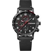 瑞士WENGER Attitude Chrono計時時尚腕錶 01.1543.106