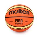 Molten #6橡膠深溝12片貼籃球(6號球≡體院≡ BGR6D