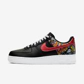 Nike Air Force 1 07 LE [CK0732-081] 男鞋 運動 休閒 緩震 經典 穿搭 基本 黑紅