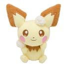 皮丘 絨毛娃娃 玩偶 Q版 OTEIRE Please Pokemon 寶可夢 神奇寶貝 日本正品 該該貝比日本精品 ☆