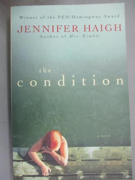 【書寶二手書T8/原文小說_E34】The Condition_Jennifer Haigh