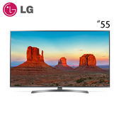 [LG 樂金]55型 UHD 4K IPS 硬板電視 55UK6540PWD